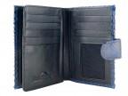 Портмоне-обложка на паспорт из питона