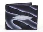 Мужской кошелек из кожи морского ската