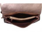 Эксклюзивная сумочка из кожи питона