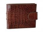Мужской бумажник из крокодила River