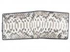 Мужской кошелек из натуральной кожи питона