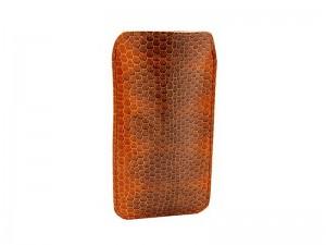 Чехол для IPhone 5 из кожи змеи