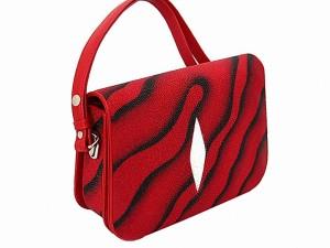 Кожа ската: сумки и кошельки ручной работы в магазин