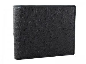 Мужской кошелек из страусовой кожи