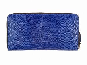 Оригинальное портмоне из кожи варана