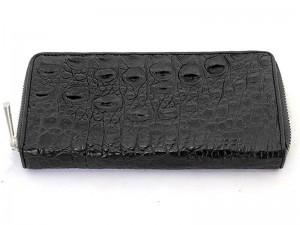 Портмоне - клатч из кожи крокодила