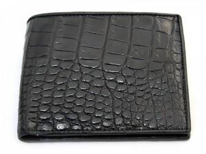 Мужской кошелек из кожи аллигатора