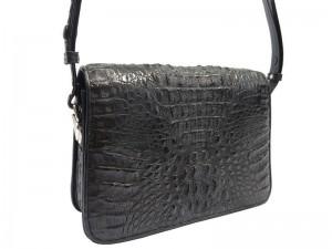 Женская крокодиловая сумочка