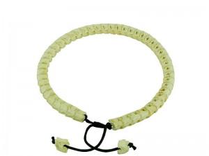 Браслет на шею из позвоночника змеи
